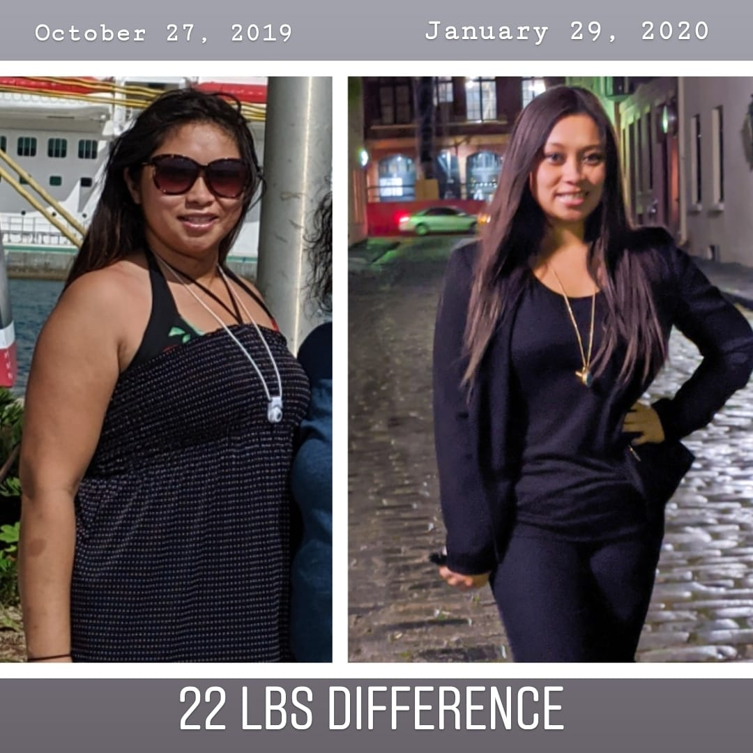 Frida - Weight Loss Transformation